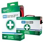 This is an image of Vehicle first aid kits for delivery vehicles and company cars from ABL Distribution Pty Lt