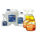 This is an image of Degreaser products that are citrus based from ABL Distribution Pty Ltd